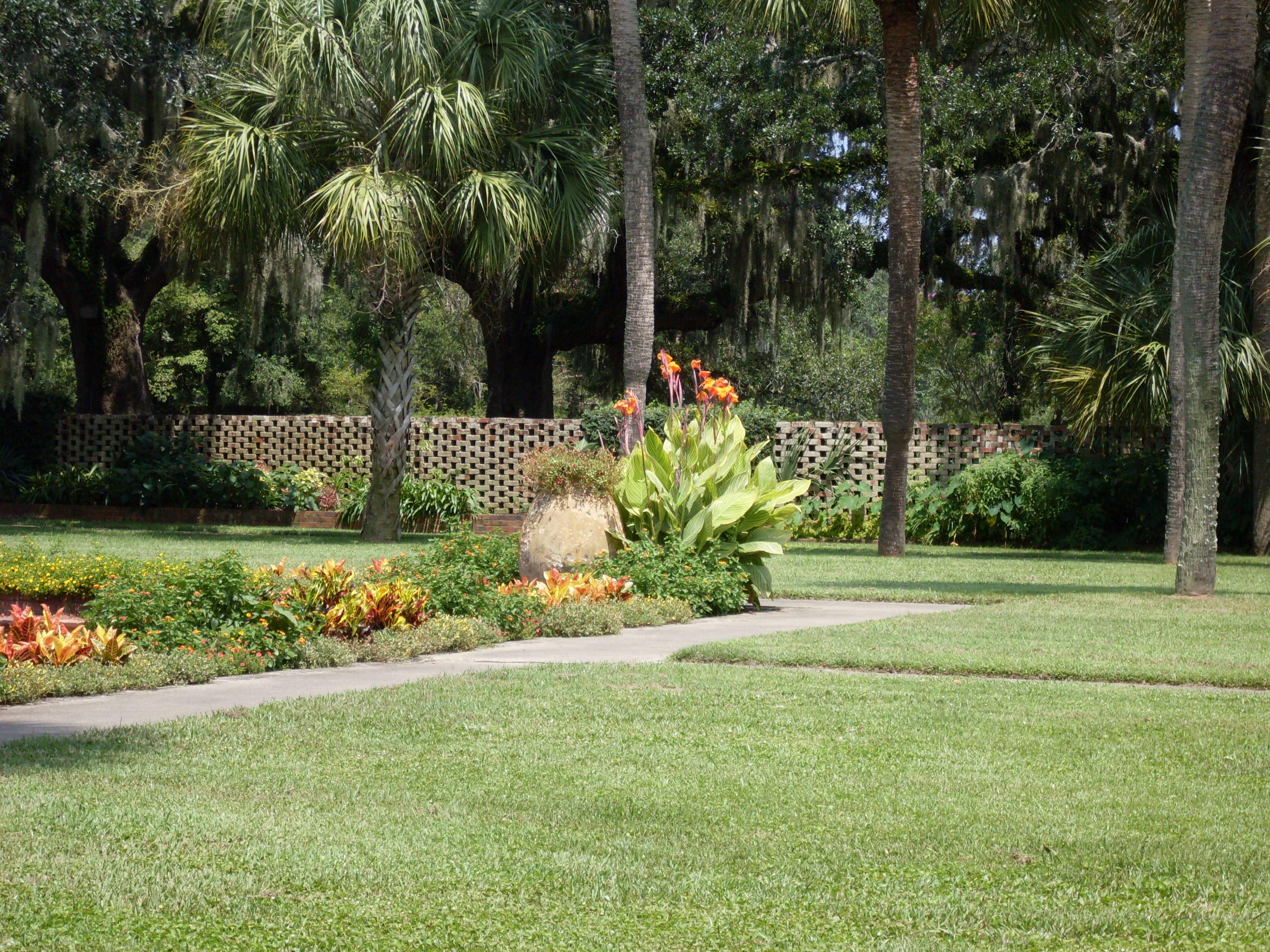 Brookgreen Gardens - Barb\'s Back Yard